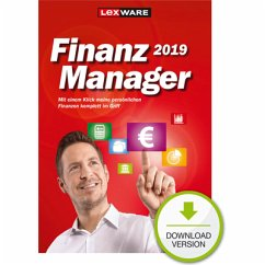 Lexware FinanzManager 2019 (Download für Windows)