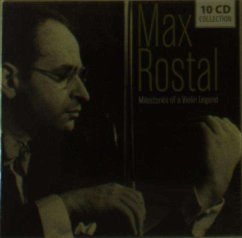 Milestones Of A Violin Legend - Rostal,Max