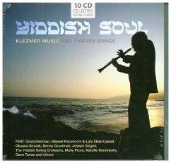 Yiddish Soul-Klezmer Music - Diverse