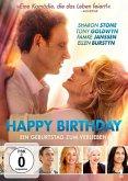Happy Birthday - Ein Geburtstag zum Verlieben, 1 DVD