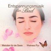 Entspannungsmusik fürs Bad, Audio-CD