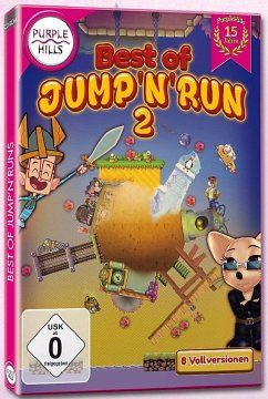 Purple Hills: Best of Jump'n Run 2 - 8 Vollversionen
