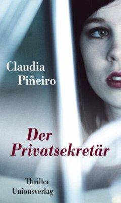 Der Privatsekretär - Piñeiro, Claudia