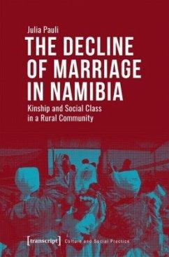 The Decline of Marriage in Namibia - Pauli, Julia
