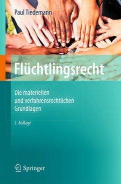 Flüchtlingsrecht - Tiedemann, Paul