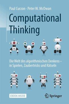 Computational Thinking - Curzon, Paul;McOwan, Peter W.