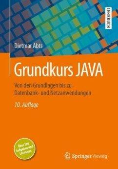 Grundkurs JAVA - Abts, Dietmar