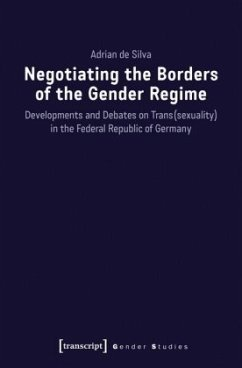 Negotiating the Borders of the Gender Regime - de Silva, Adrian