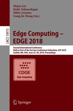 Edge Computing - EDGE 2018