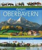Highlights Oberbayern (Restexemplar) (Mängelexemplar)