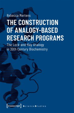 The Construction of Analogy-Based Research Programs (eBook, PDF) - Mertens, Rebecca