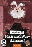 Kaninchen-Alarm! / Tiergeister AG Bd.2 (eBook, ePUB)