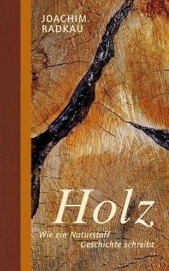 Holz (eBook, PDF) - Radkau, Joachim