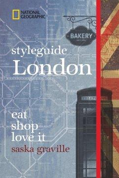 styleguide London (Mängelexemplar) - Graville, Saska