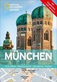 National Geographic Explorer München (Mängelexemplar)
