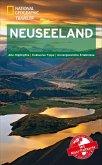 National Geographic Traveler Neuseeland mit Maxi-Faltkarte (Mängelexemplar)