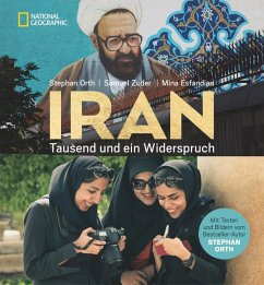 Iran (Mängelexemplar) - Orth, Stephan; Esfandiari, Mina