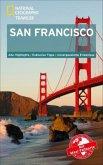 National Geographic Traveler San Francisco mit Maxi-Faltkarte (Mängelexemplar)