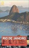 National Geographic Traveler Rio de Janeiro (Mängelexemplar)