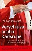 Verschlusssache Karlsruhe (eBook, ePUB)