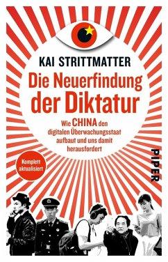 Die Neuerfindung der Diktatur (eBook, ePUB) - Strittmatter, Kai