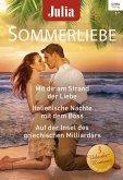 Julia Sommerliebe Band 29 (eBook, ePUB)