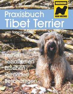Praxisbuch Tibet Terrier (eBook, ePUB) - Sessler, Tobias
