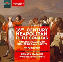 18th-Century Neapolitan Flute Sonatas - Cataldi,Renata/Partenope Stravagante