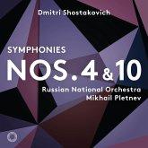 Sinfonien 4+10