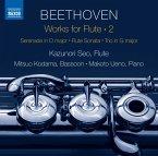 Werke Für Flöte Vol.2