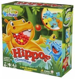 Hippos Gloutons (Kinderspiel)
