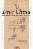 Dear China (eBook, ePUB)