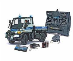 1:12 Matchbox Unimog U300 Polizei 2.4G 100%R