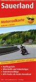 PublicPress Motorradkarte Sauerland