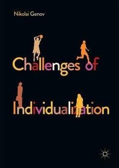 Challenges of Individualization - Genov, Nikolai