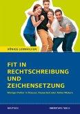 Fit in Rechtschreibung und Zeichensetzung für die Oberstufe (SEK II).