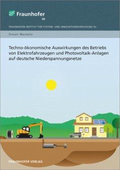 Techno-ökonomische Auswirkungen des Betriebs vo...