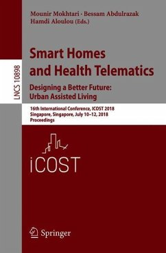Smart Homes and Health Telematics, Designing a Better Future: Urban Assisted Living