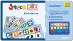 SteckLÜK. Kindergarten 6: Alter 3 - 4 (blau)