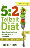 5:2 Teilzeit-Diät (eBook, ePUB)