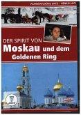 Der Spirit von Moskau - Moskau und der goldene Ring, 1 DVD