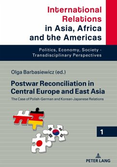 Postwar Reconciliation in Central Europe and East Asia