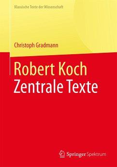 Robert Koch (eBook, PDF) - Gradmann, Christoph
