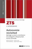 Autonomie revisited (eBook, PDF)