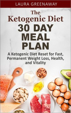 The Ketogenic Diet 30 Day Meal Plan: A Ketogeni...