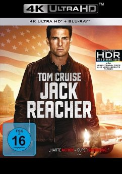 Jack Reacher - Tom Cruise,Richard Jenkins,Rosamund Pike