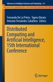 Distributed Computing and Artificial Intelligence, 15th International Conference