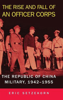 The Rise and Fall of an Officer Corps