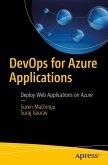 DevOps for Azure Applications (eBook, PDF)