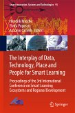 The Interplay of Data, Technology, Place and People for Smart Learning (eBook, PDF)